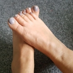 Göttliche Füße